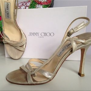 Jimmy Choo Sexy Slingback Sandals